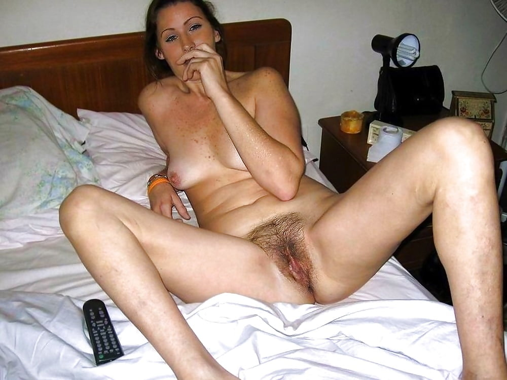 Fucking this beautiful and hairy pussy