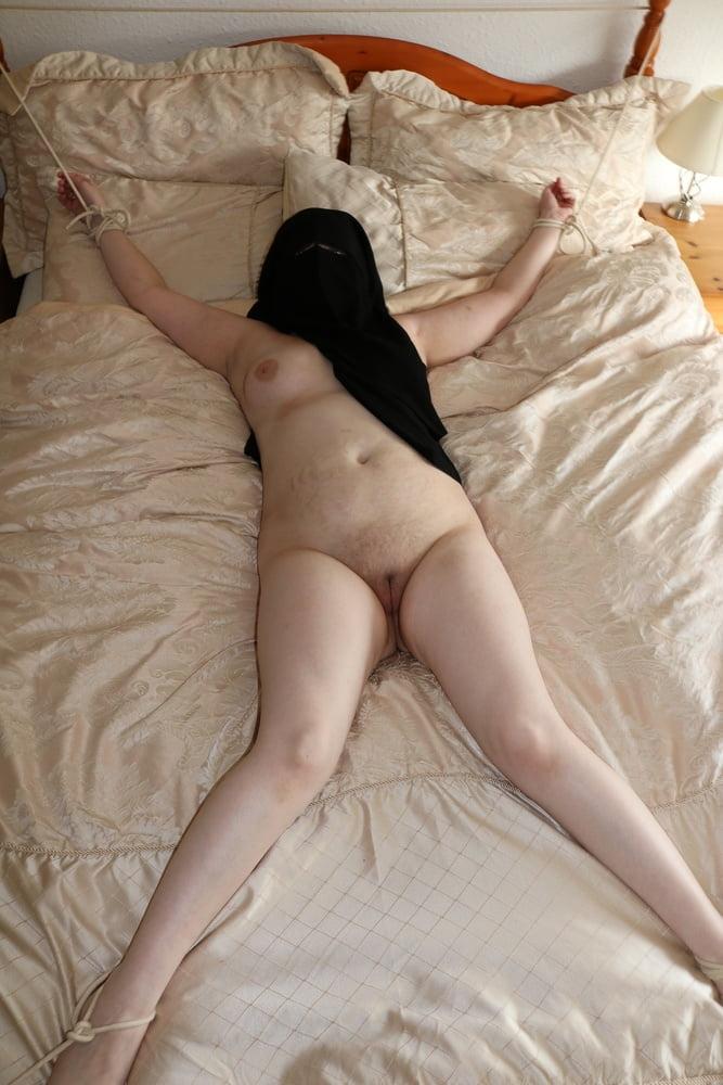 Bondage in Niqab