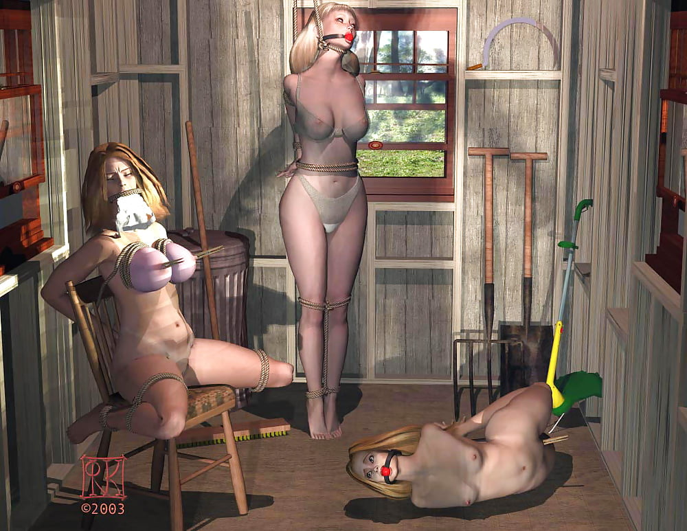 Bdsm bondage games with face slapping and ass spanking
