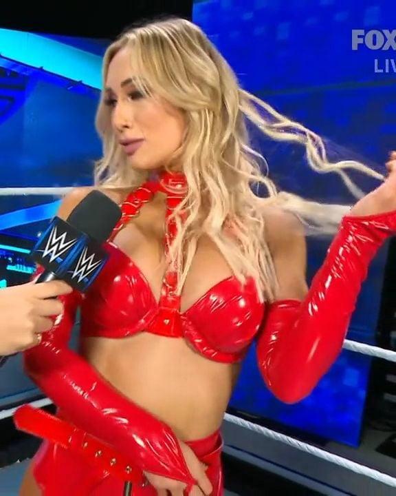 Carmella on smackdown 12.dec.2020 - 229 Pics