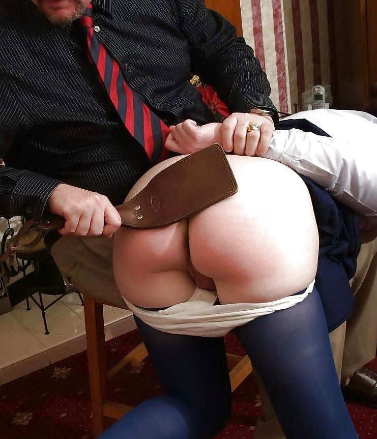 Abuse spanking ass