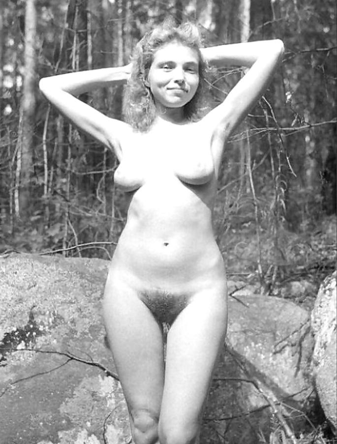 эротическое довоенное фото женщин - 9