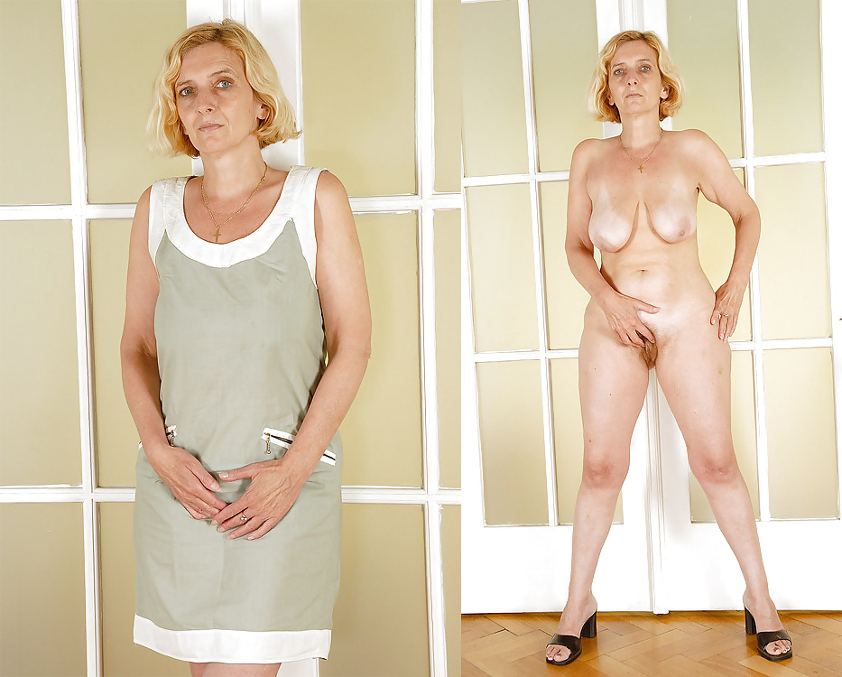 Clothed Unclothed Mature