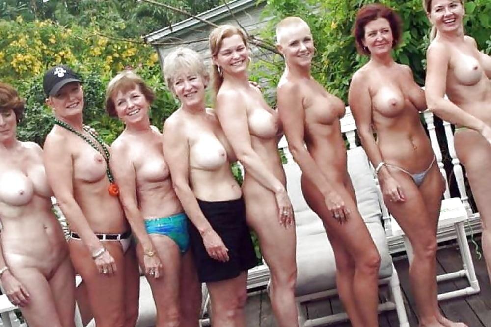 The naked ladies