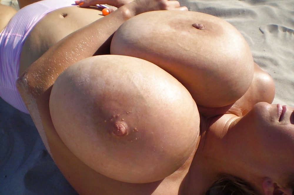 Naked hot girls with big tits oiled