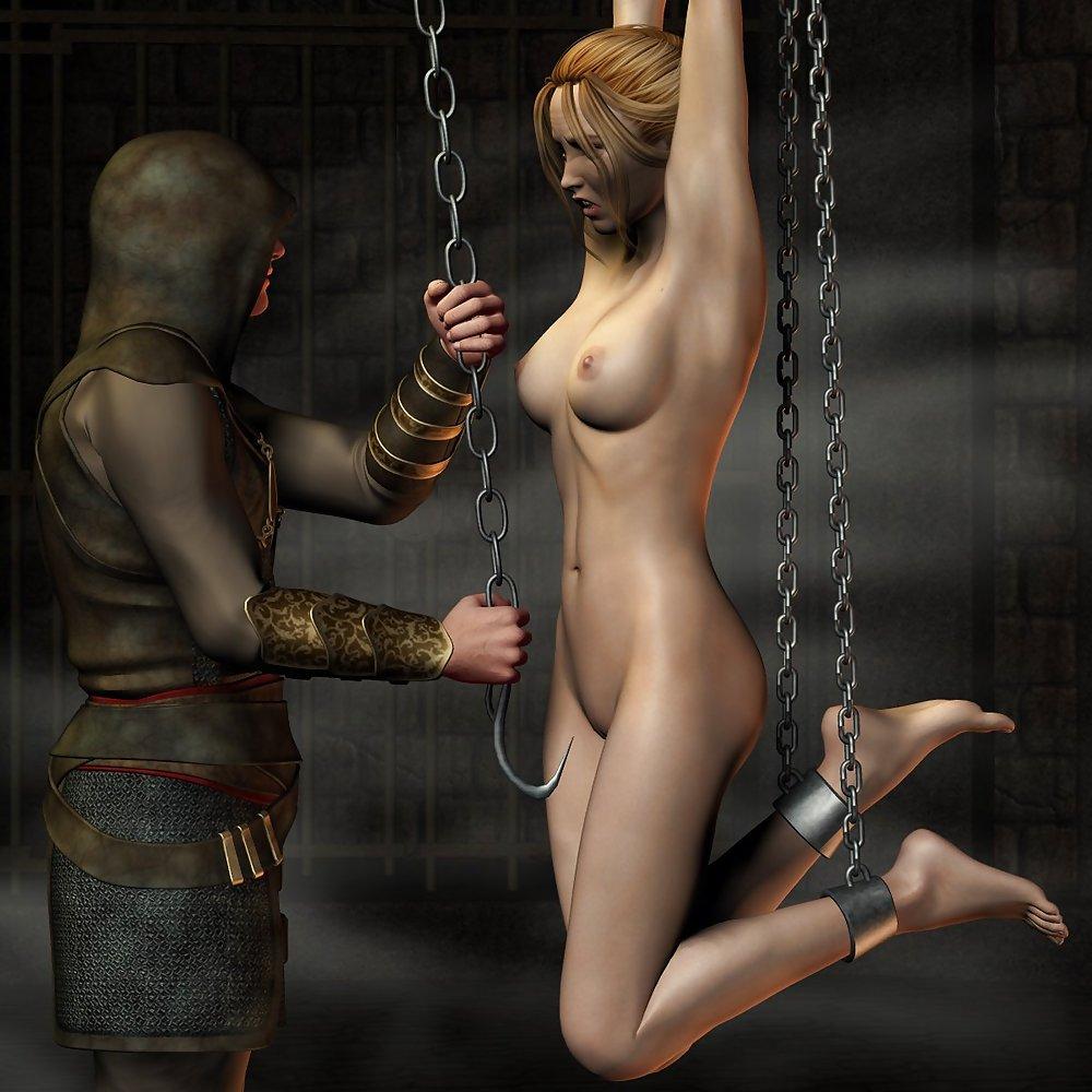 Blonde bdsm slave girl body shave free pics