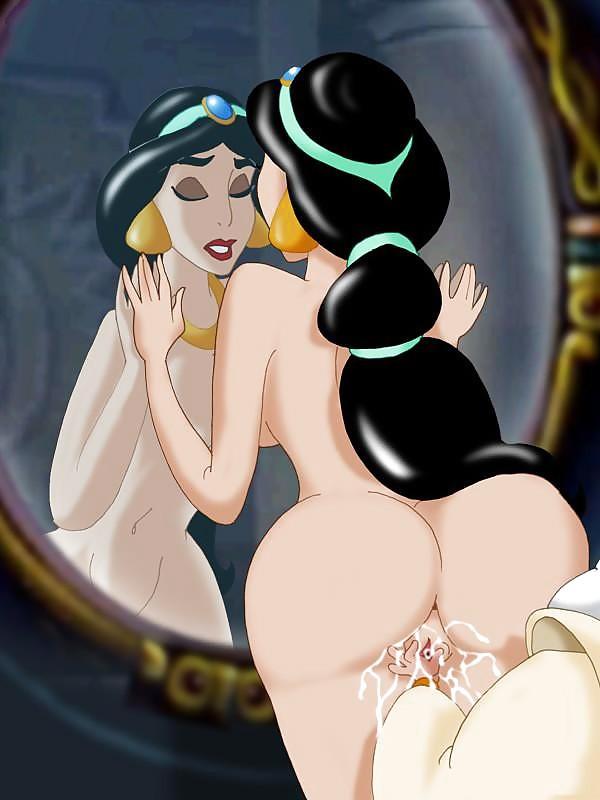 Naughty Princess Jasmine Cartoon Porn Dor Adults