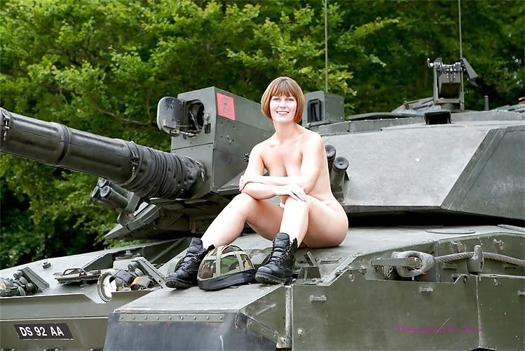 Nude for military — pic 15