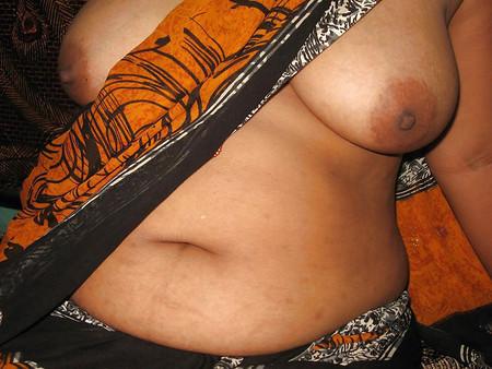 Indian wife SAREE STRIP and TEASE