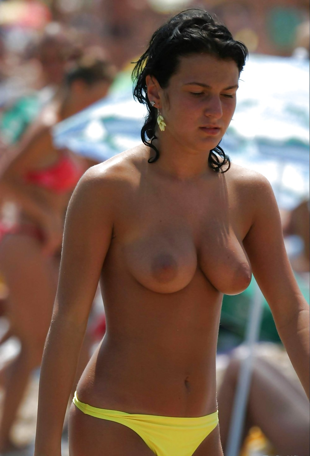 Best tits nude beach-4048