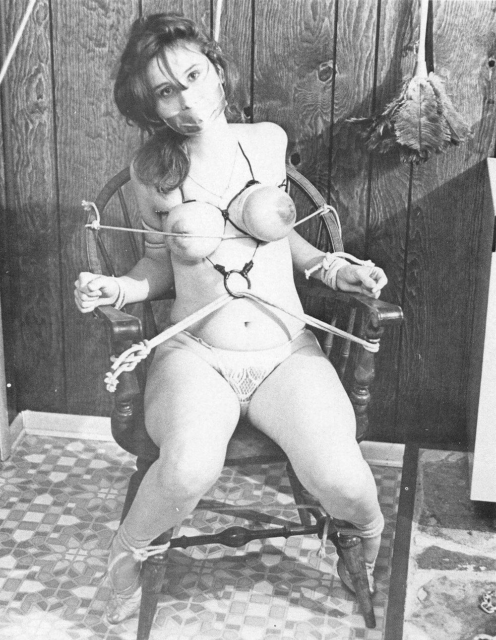 vintage-brunette-bondage