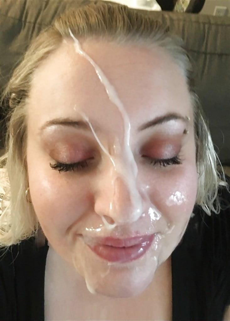 Creamed cum slut — 12
