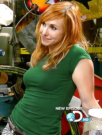 females from mythbusters nude