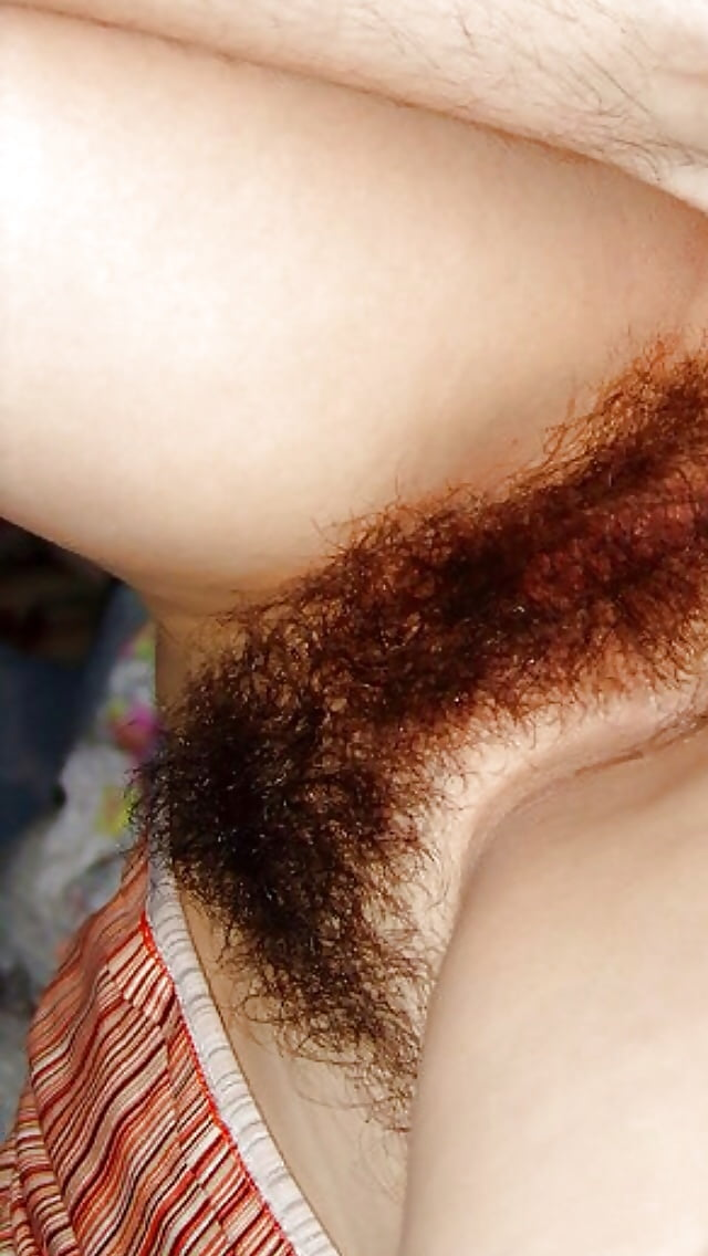 Very hairy bush porn