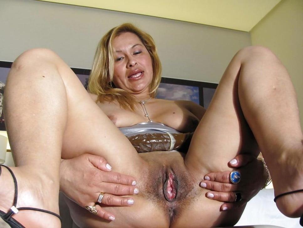 Hot wet mature women