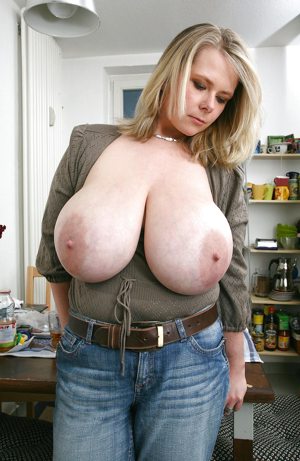 Heavy Tits Milf