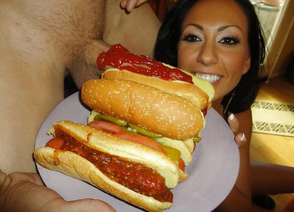 Hot Dog Bun Pussy