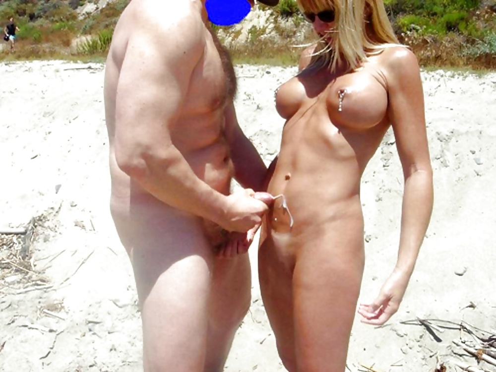 While having big beach tits hand jobs naked pictures ali