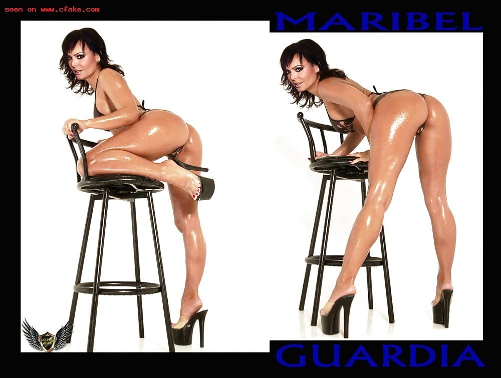Fotos desnuda de maribel guardia me tienen dema