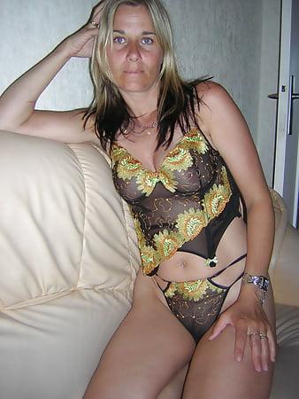 blonde mature