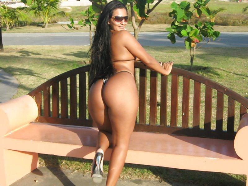 Fabiana Fraga Hot Horny Brazilian Asses 1