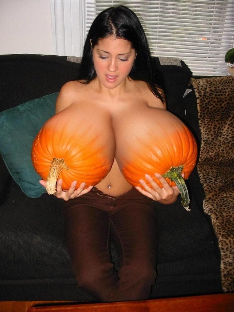 Wife halloween nude