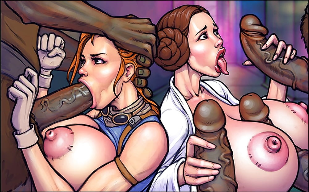 Star wars leia sex slave hentai
