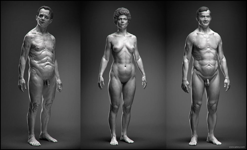 Full frontal nudity for an anatomy lesson on tv