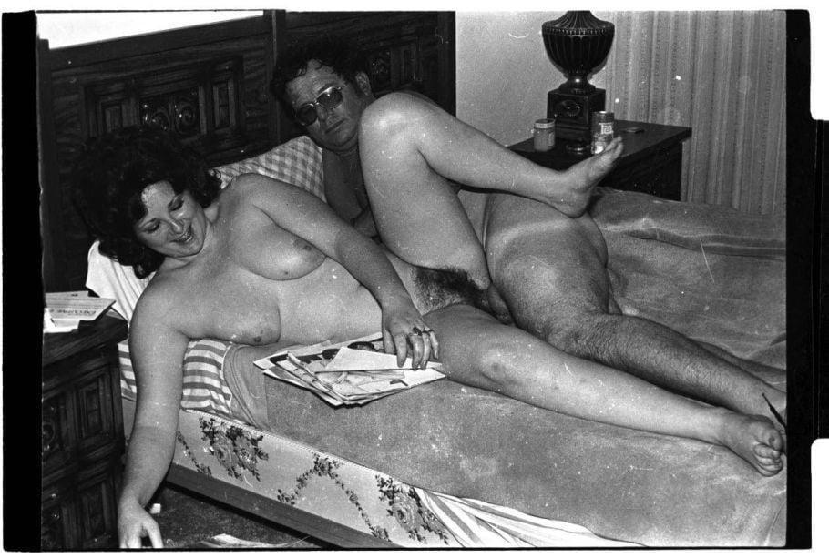 Vintage amateur non nude