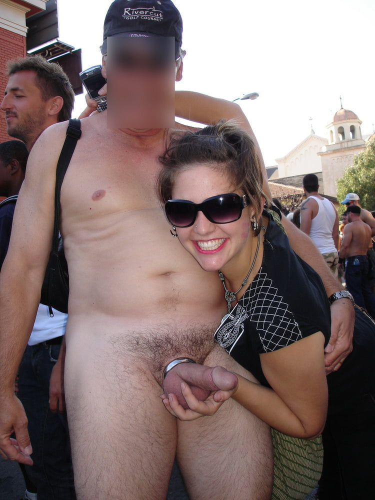 Clothed girls naked guys exposed cocks, famous people pron