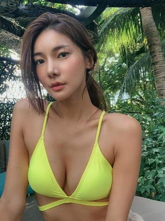 Hot sexy korean model-1032
