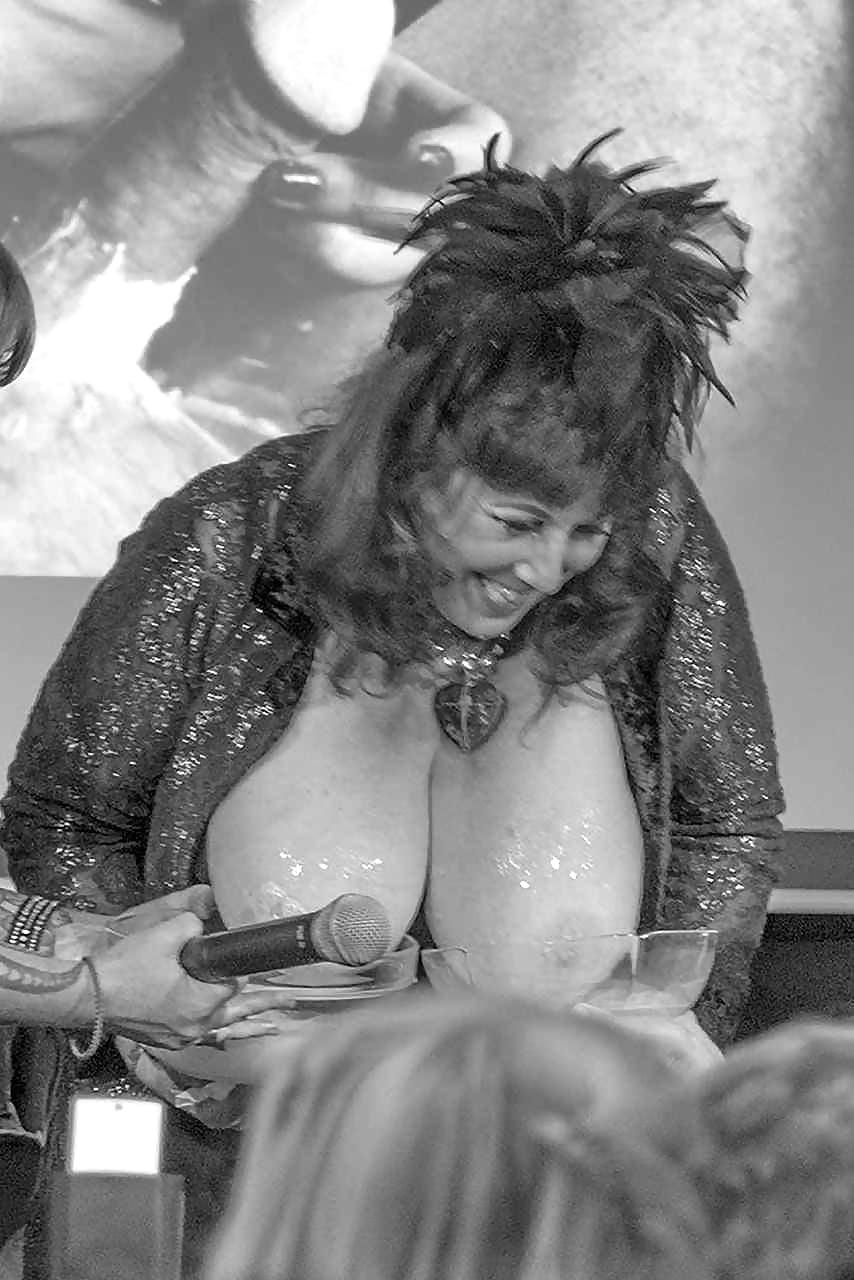 Annie sprinkle porn photo