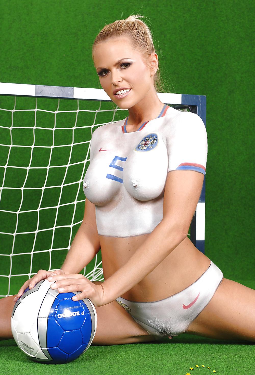 Free nude football studs
