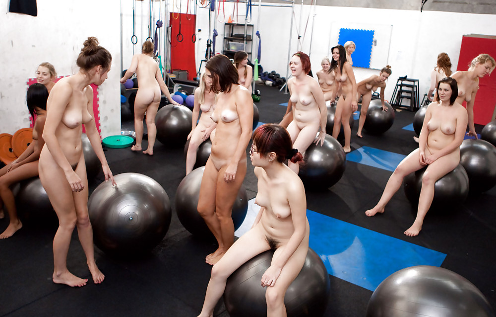 Fitness room xxx video