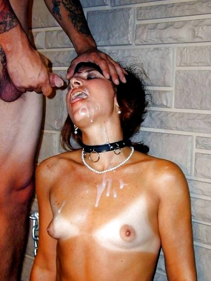 Watch Submissive Teen Cumslut Worships You On Her Knees