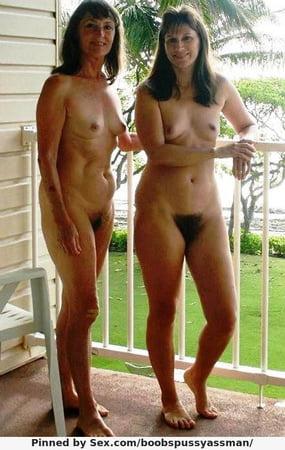 Mom nude hairy Son porn