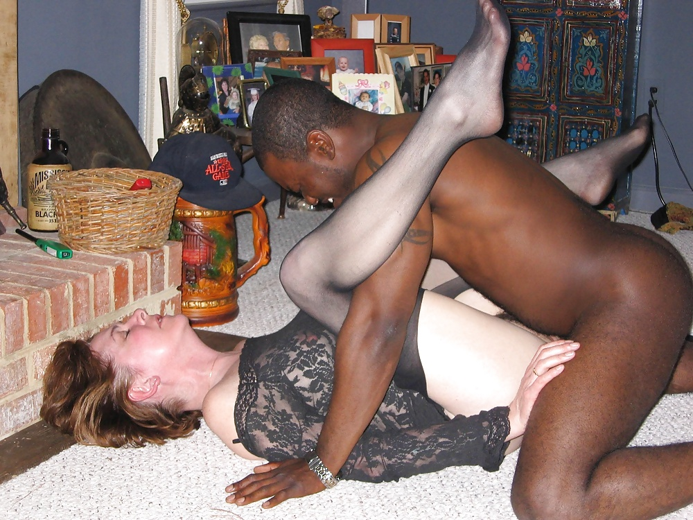 Interracial amature sex — photo 7