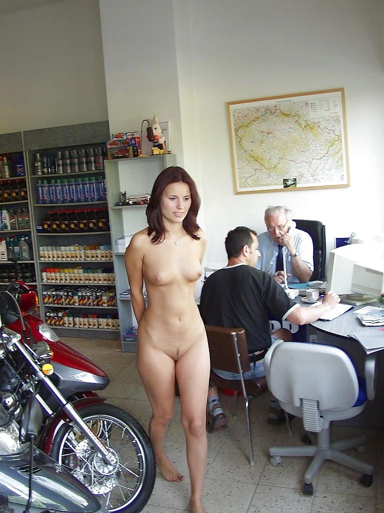Hairy Mature Stud Naked