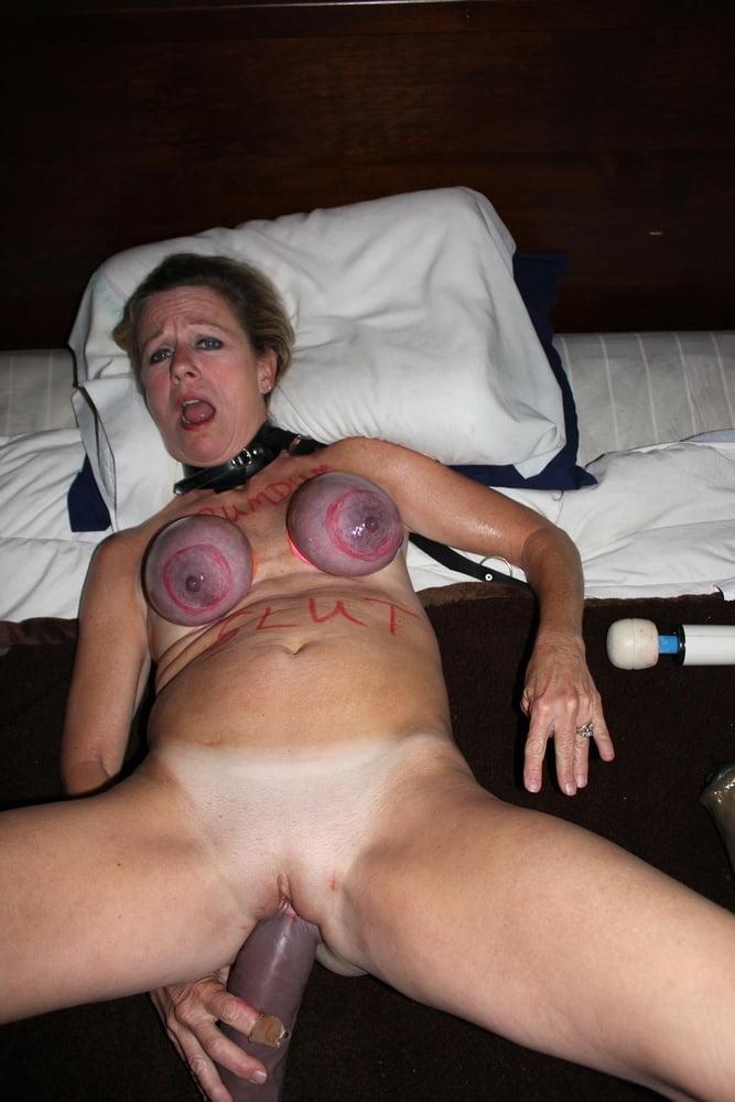 Pflegerin Mutter Dunkelhaarig Masturbieren