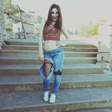 Croatian girl