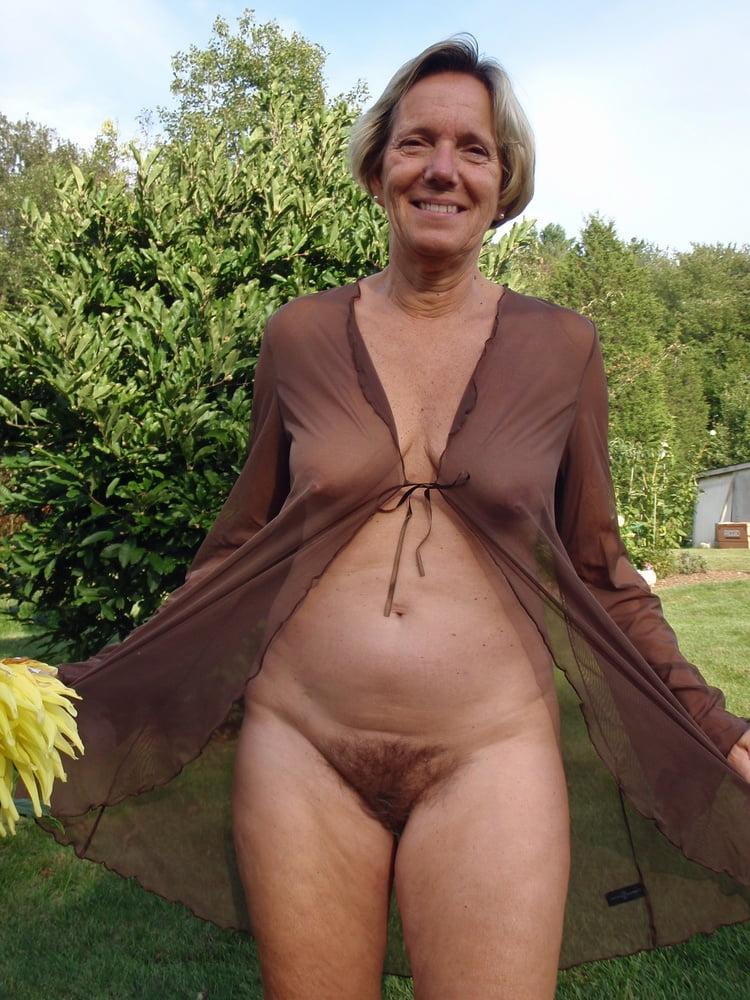 Hairy Mature Public Upskirt No Panties