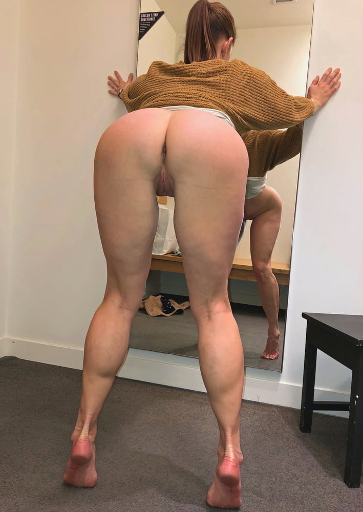 Bent Over Mommy Porn Pic