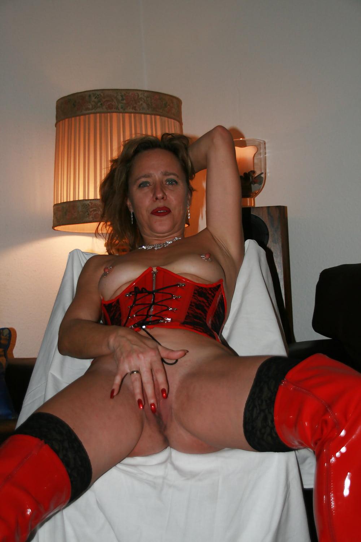 in latex Women