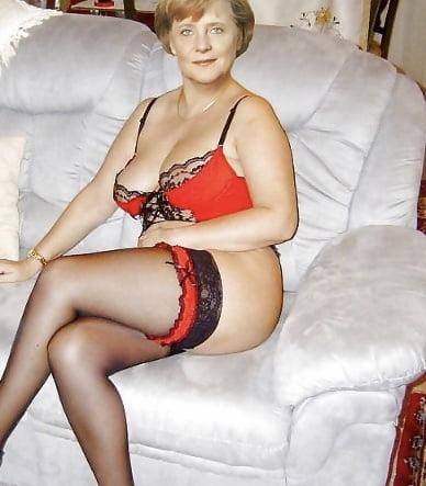Angela merkel jung nackt