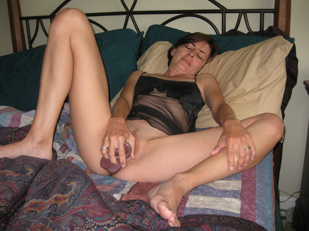 Hot masturbation wife