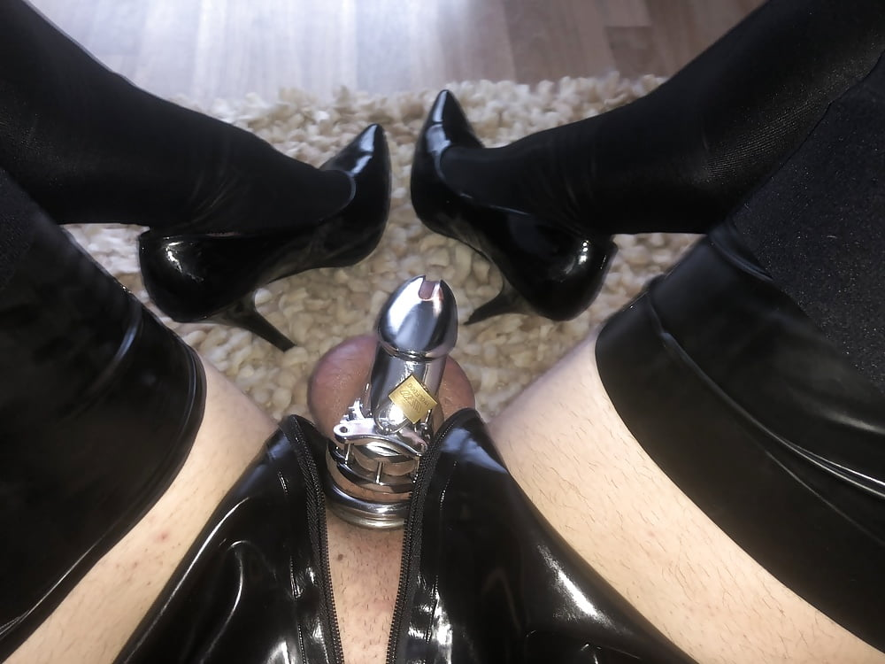 Latex Briefs With Erection Ring