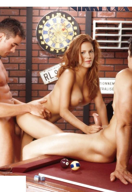 Celeb Cox Nude Pics