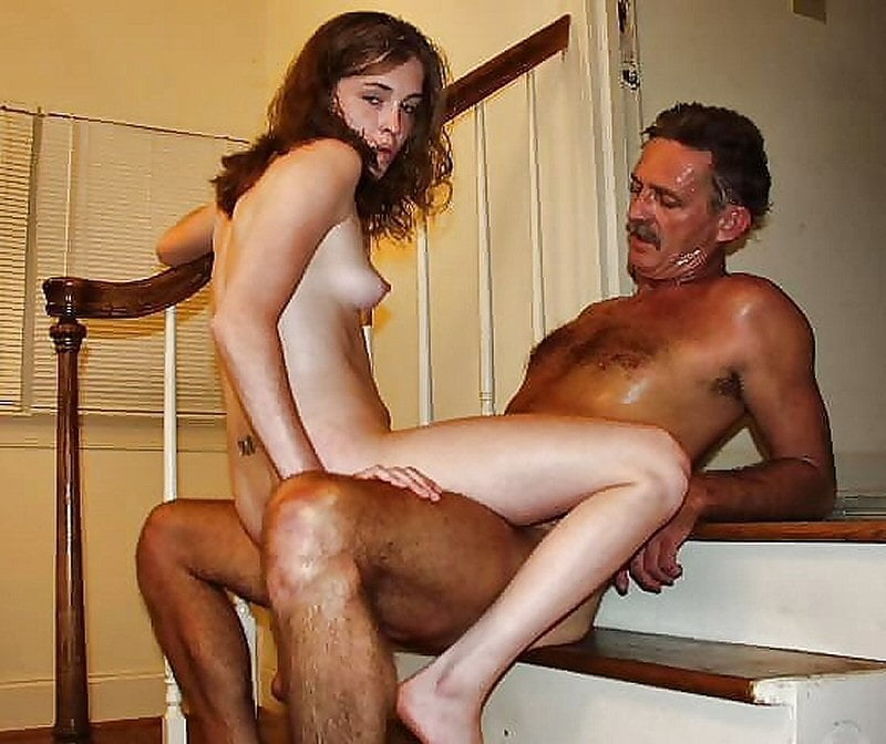 Uncle niece naked spank panties punish