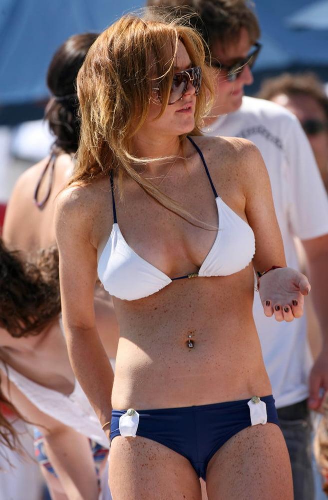 Warm Lindsey Lohans Nude Sceenes Scenes