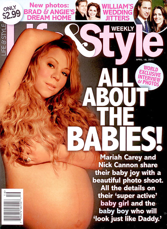 Pregnant celebrity porn